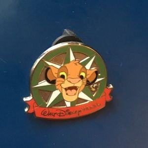 Disney Lion King Simba Pin